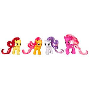 My Little Pony Forever Friends Figure Pack - School Pals and Cheerilee