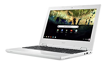 """Acer Chromebook 11, Celeron N3060, 11.6"""" HD, 4GB DDR3L, 16GB Storage, CB3-132-C4VV"""