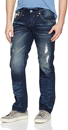 Rock Revival Jerry Chamarra Para Hombre Azul Oscuro 3 6 Meses Amazon Com Mx Ropa Zapatos Y Accesorios