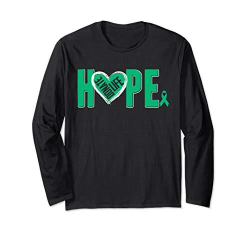 Organ Transplant Awareness Kidney Disease Long SLeeve Shirt