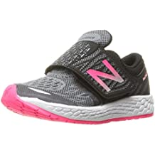 New Balance Kids' Fresh Foam Zante V3 Hook and Loop Road Running Shoe