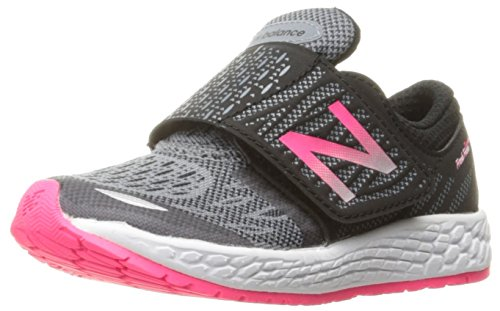 New Balance Kids' Fresh Foam Zante V3 Hook and Loop Road-Running-Shoes