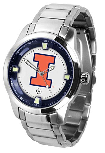 (Illinois Fighting Illini - Titan Steel)