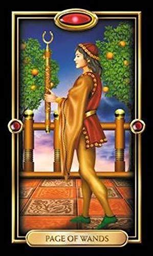 Anya Nana Gilded Tarot Deck Cards New in Box Standard Edition w/ Booklet Horoscopes by Anya Nana (Image #4)