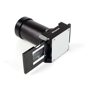 El duplicador de diapositivas con Polaroid macroeconómico-objetivo capabilty para Sony Alfa NEX-C3, 7, 6, 5N, 5R, 5, 3, F3, SLT-A33, A35, A37, A55, A57, A65, A77, A99, DSLR A100, A200, A230, A290, A300, A330, A350, A380, A390, A450, A500, A560, A550, A700, A850, A900 cámara réflex digital