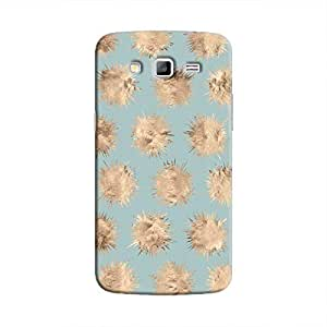 Cover It Up - Sand Star Cyan Galaxy J5 Hard Case