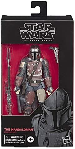 Star Wars Black Series crédit Collection Figure Mandalorien Amazon Précommande Dec