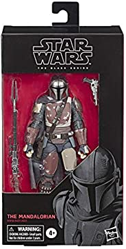 Star Wars The Black Series The Mandalorian Toy 6