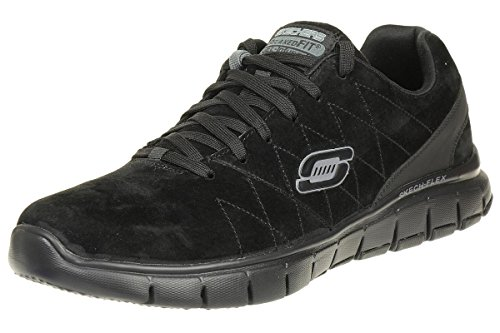 Schwarz Flex Skech Sneakers Bbk nbsp;Natural Skechers Vigor Herren fAUwY