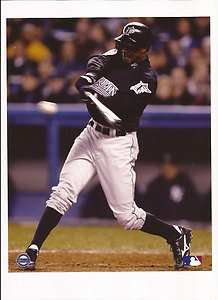 Juan Pierre Unsigned 8x10 Photo Florida Marlins ()