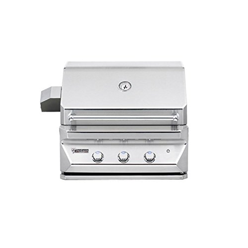 Twin Eagles 30 Inch Built-In Natural Gas Grill with Infrared Rotisserie Twin Eagles