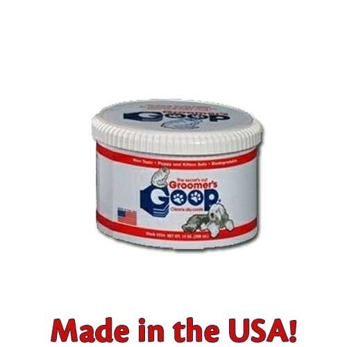 Groomers Goop Creme for Oily Coats, 14 ounce can, My Pet Supplies