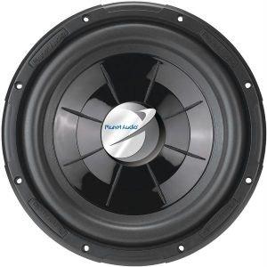 Planet Audio Px12 Single Voice Coil Flat Subwoofer (12; 1000w)