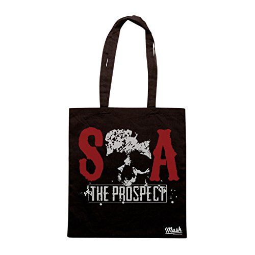 Borsa SONS OF ANARCHY STAGIONE 8 - Nera - FILM by Mush Dress Your Style