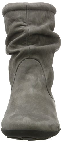 Think! Women's Keshuel Boots Grey (Quarz 16) e0A61fMXy