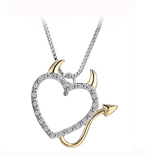 heart devil jewelry - 2
