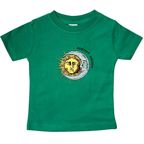 inktastic - Summer Solstice Sun & Moon Baby