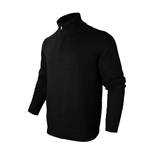 Quarter Zip Ribbed - 5