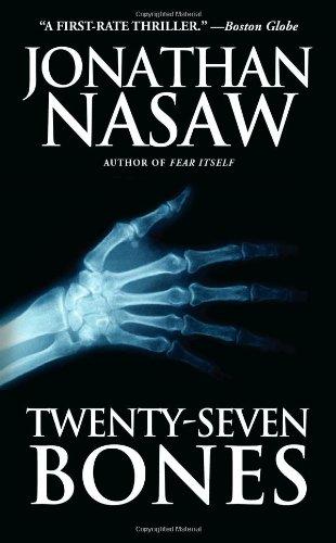 Twenty-Seven Bones: A Thriller PDF ePub fb2 ebook
