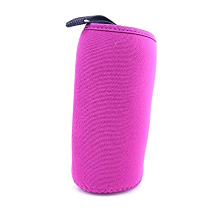 Insulated Baby Bottle Sleeve for Avent Wide-neck Series Bottles, 8 oz Colors May Vary ROMIRUS FB28-L