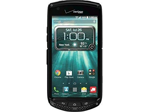 Kyocera Brigadier, Black 16GB (Verizon Wireless) (Certified Refurbished)
