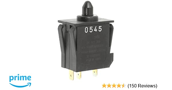 Power Wheels plunger type foot switch.: Amazon.com: Industrial ... on