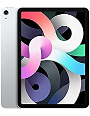 2020 Apple iPadAir (10,9cala, Wi-Fi, 64GB) - Srebrny (4. Generacji)