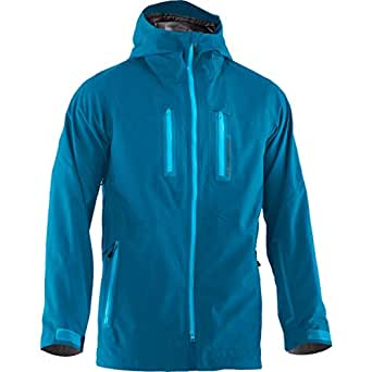 Under Armour Coldgear Infrared Enyo Shell Jacket, Snorkel / Alpine / Charcoal, Small