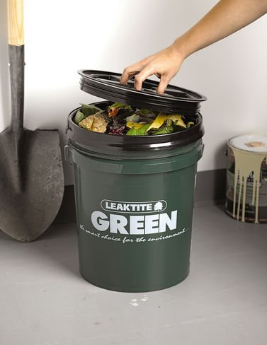 Gardeners Supply Company Compost Bucket