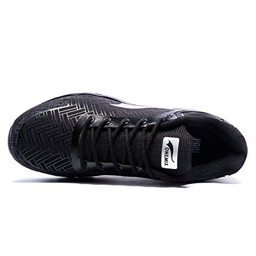 Homme Course Baskets Sneakers Running Onemix Sport Fitness De Noir Gym Chaussures wzdnqn6FI