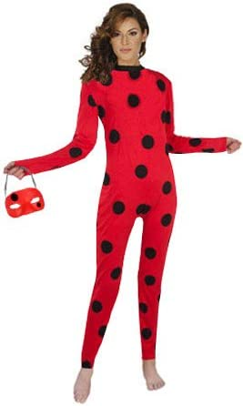 Disfraz de Ladybug para mujer: Amazon.es: Juguetes y juegos