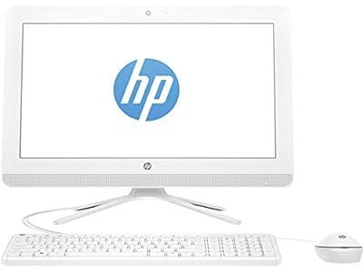 "Newest HP 20 All-In-One AIO 19.5"" HD+ Display Desktop Computer, Intel Dual Core Celeron 1.6GHz CPU, 4GB DDR3 Memory, 1TB HDD, DVDRW, USB3.0, Wifi, HDMI, Bluetooth, Windows 10 (Certified Refurbished)"