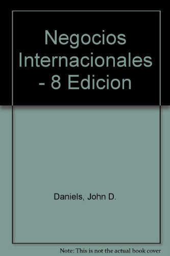 Negocios Internacionales - 8 Edicion