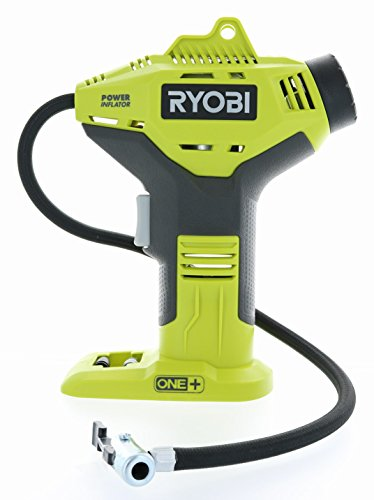 Ryobi P737 18-Volt ONE+ Power Inflator (Battery Not Included, Tool Only) (Ryobi 18 Volt Tools)