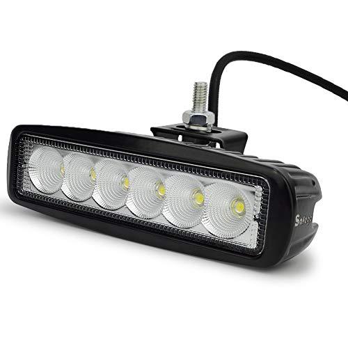 Safego 6inch Arbeitslicht 18w Led Scheinwerfer Flutlicht