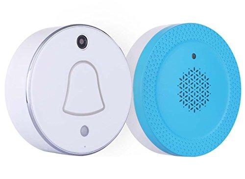 Tmalltide Wireless WiFi Doorbell Video Camera Smart Door Phone Ring Intercom Home Securit -  TmalltideE16135