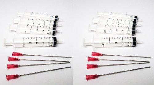 syringes blunt needle refill cartridge