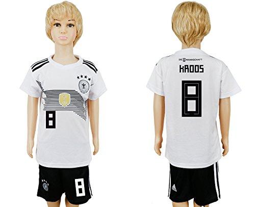 2018 World Cup jersey APPAREL メンズ B07C9RDLDQKroos XS(115-125CM)