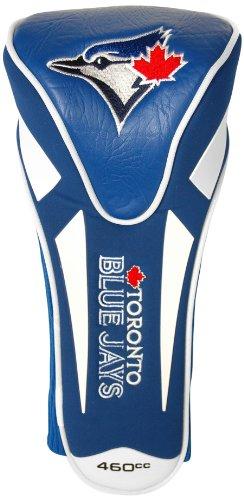 - Team Golf MLB Toronto Blue Jays Golf Club Single Apex Driver Headcover, Fits All Oversized Clubs, Truly Sleek Design