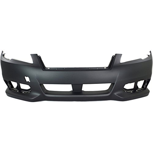 (Front BUMPER COVER Primed for 2013-2014 Subaru Legacy)