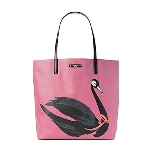 Kate Spade Swan Around Bon Shopper