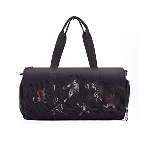 XBETA Gym Bag for, Workout Duffel Bag Shoe Compartment, Sports Gym Travel Bags with Dry Wet Pocket and Shoe Compartment