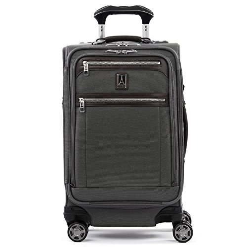 (Travelpro Luggage Carry-On, Vintage Grey)