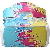 Rantow Shell Decoration PVC Sticker Decals for DJI Goggles FPV VR Glass Headset Waterproof DIY Skin Decoration Drone Body Sticker (Sticker 03)