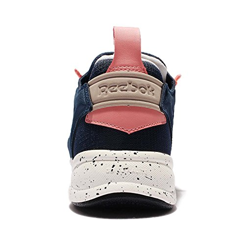 Reebok Donna Furylite Out-color, Indaco / Rosa / Avena / Gesso Indaco / Rosa / Avena / Gesso
