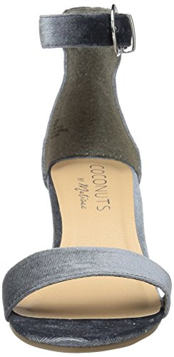 by Dress Matisse Women Coconuts Blue Greta Sandal Slate IRdqnw
