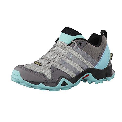 Adidas Terrex Ax2R Gtx W, Scarpe da Escursionismo Donna, Grigio (Grpumg/Grpuch/Mensen), 44 EU