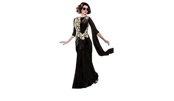 ETHNIC EMPORIUM Vestido étnico de la India Bollywood Vestido ...