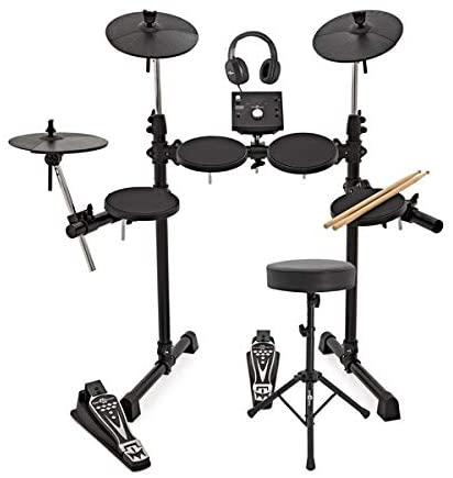 Set de Bateria Electronica Compacta Digital Drums 400: Amazon.es: Instrumentos musicales
