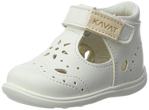 Kavat Ängskär XC White 21 - Botines de Senderismo de Otra Piel Bebé-Niños 21